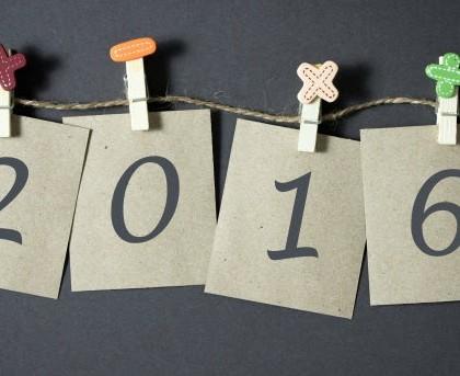 Los 6 mejores post del 2016