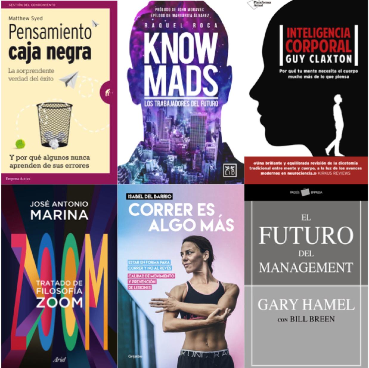 Los 6 libros que voy a leer este verano
