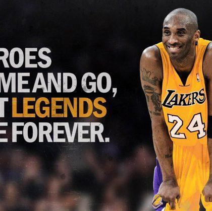 Kobe Bryant o por qué un excelente profesional se diferencia del resto.